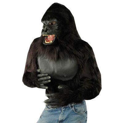 Buyseasons Gorilla Shirt Dress Up Costume Mens
