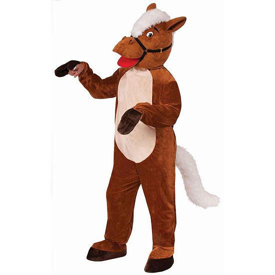 Henry The Horse Mascot