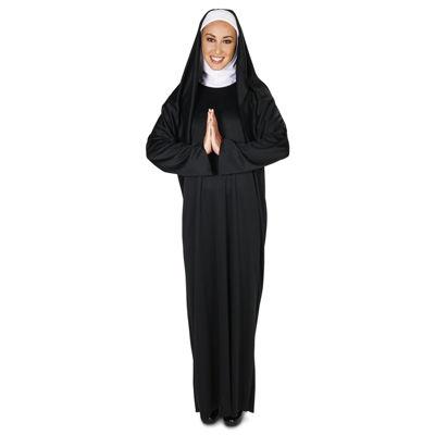 Nun 3-pc. Dress Up Costume Womens