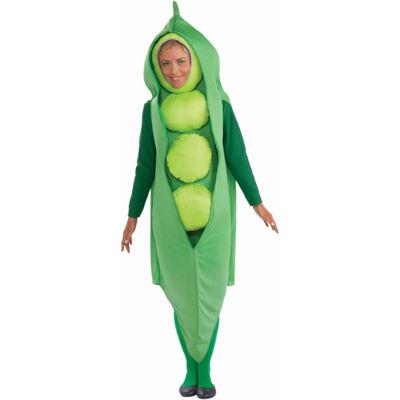 Pea Adult Unisex Costume - Standard One-Size