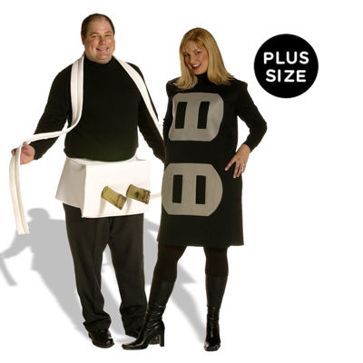 Buyseasons Plug & Socket 2-pack Dress Up Costume Unisex