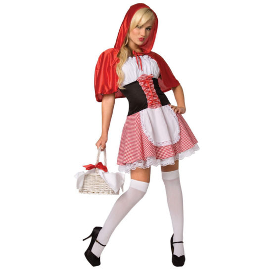 Buyseasons Red Riding Hood 2-pack Dress Up Costume Womens