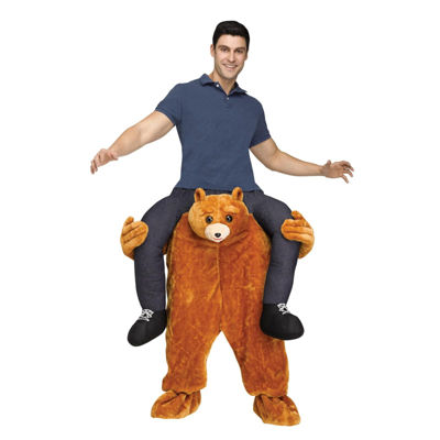 Buyseasons Ride A Bear Dress Up Costume Unisex