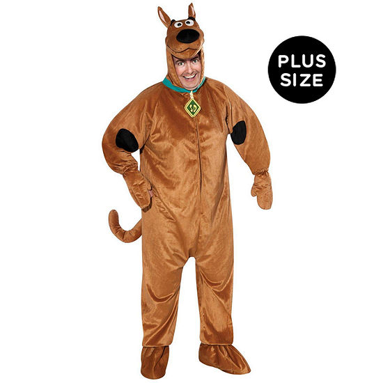 Buyseasons Scooby Doo Dress Up Costume Mens