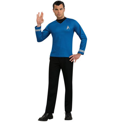 Buyseasons Star Trek 3-pc. Dress Up Costume Mens
