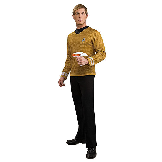 Star Trek Costume Mens Shirt