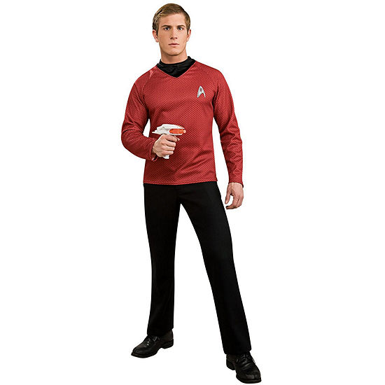 Star Trek Dress Up Costume Mens