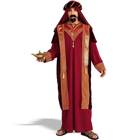 Disney Princess Sultand 3-pc. Dress Up Costume Mens