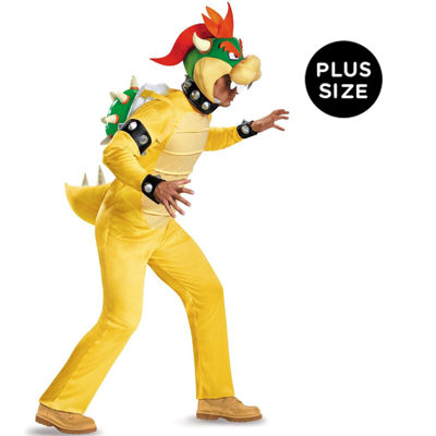 Super Mario 5-pc. Super Mario Dress Up Costume Mens