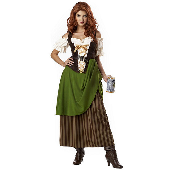 Tavern Maiden Adult Costume Womens Costume
