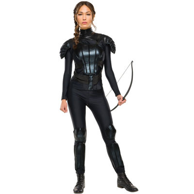 The Hunger Games: Mockingjay Part 2 Deluxe WomensKatniss Costume