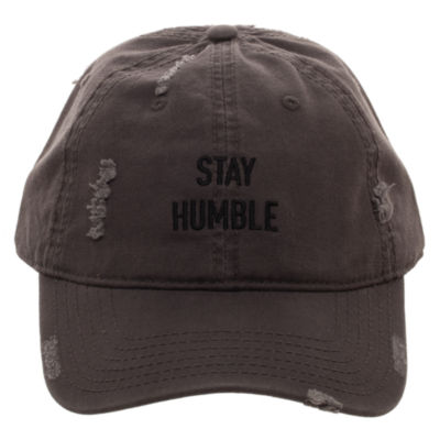 Stay Humble Distressed Dad Cap