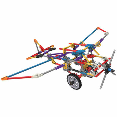 K'NEX Imagine – Creation Zone Building Set – 417 Pieces