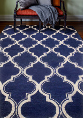 Conway 100% Wool Hand Tufted Area Rug