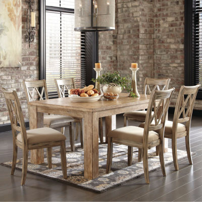 Signature Design by Ashley® Madison 7-Pc Dining Set - JCPenney