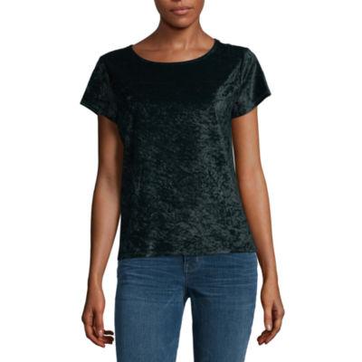 City Streets Velvet T-Shirt