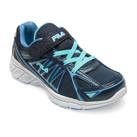 Fila Ultraloop 20 Hook and Loop Running Shoes Girls