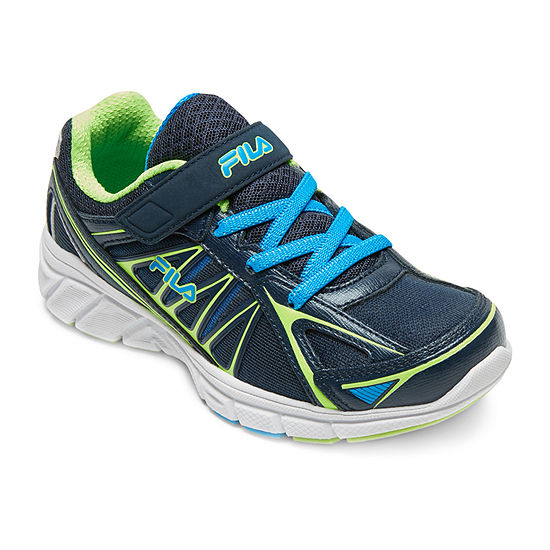 Fila Ultraloop 20 Hook and Loop Running Shoes Boys