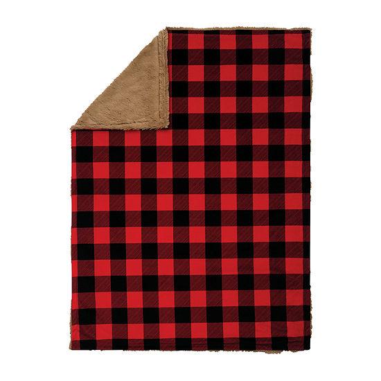Trend Lab Checked Blanket - Unisex