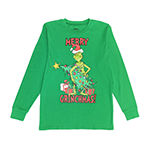 Dr. Seuss The Grinch Family Mens 2-pc. Pant Pajama Set
