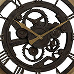 Firstime Wood Gear Wall Clock