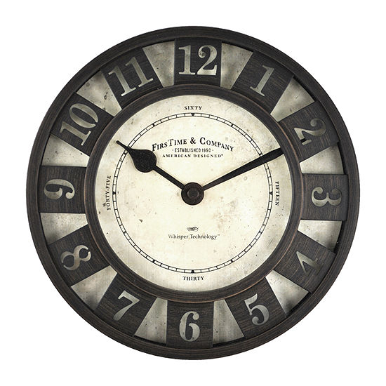 Firstime Barstow Wall Clock