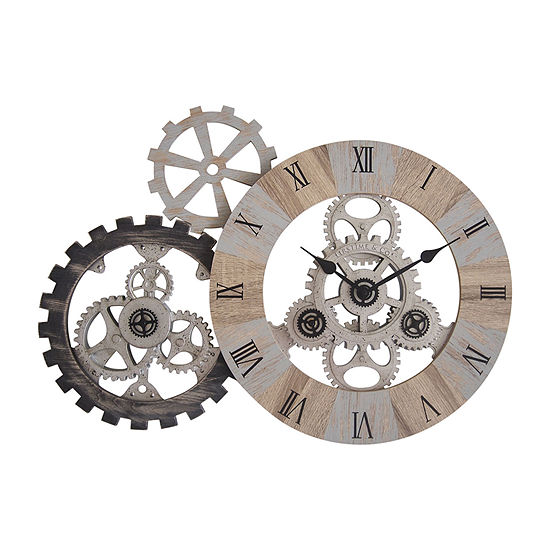 Firstime Gear Collection Wall Clock-31044