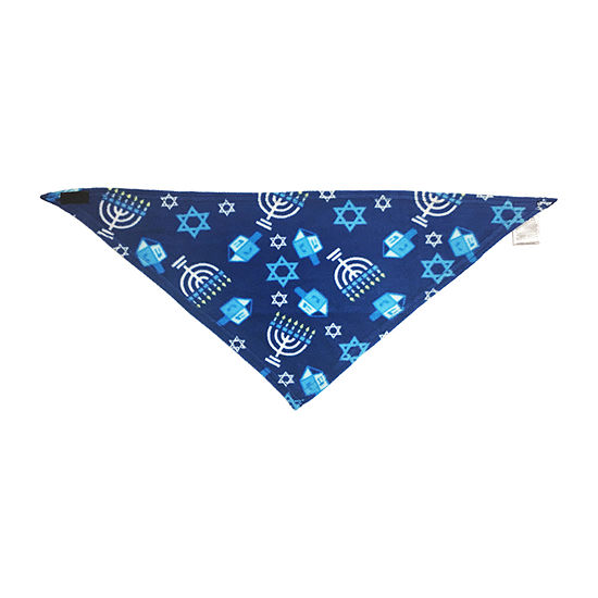 Hanukkah Family Pet Bandana