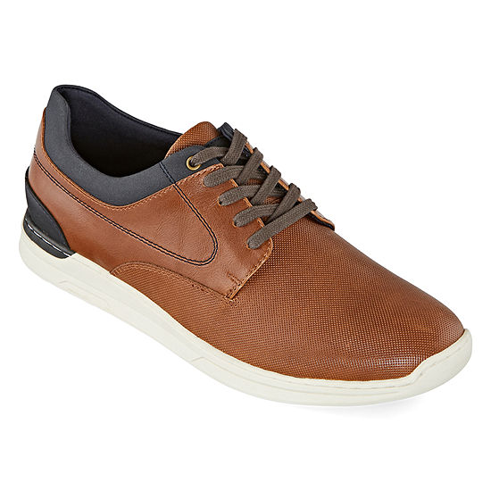 JF J.Ferrar Mens Alda Oxford Shoes