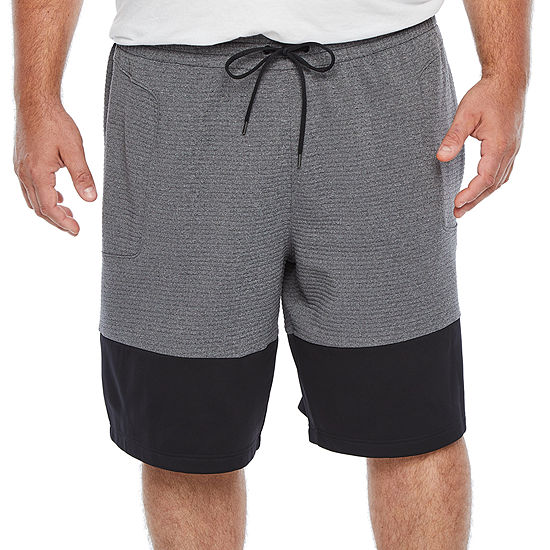 Msx By Michael Strahan Mens Mid Rise Pull-On Short-Big and Tall