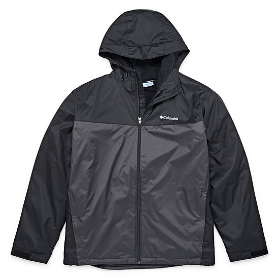Columbia Waterproof Midweight Raincoat Big and Tall