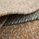 Colonial Mills American Tweed Braided Oval Reversible Indoor Rugs