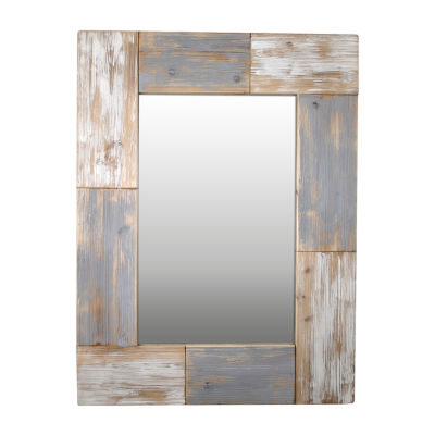 FirsTime® Mason Planks Mirror