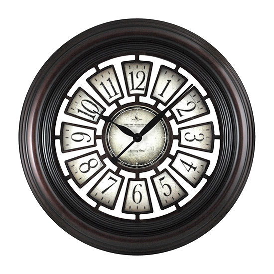 Firstime Oversized 29 Majestic Hollow Wall Clock
