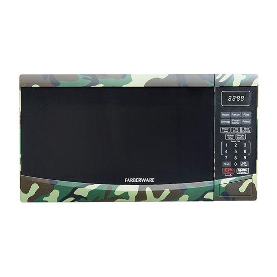Farberware Classic FMO09BBTDMA 0.9 Cu. Ft 900-Watt Microwave Oven
