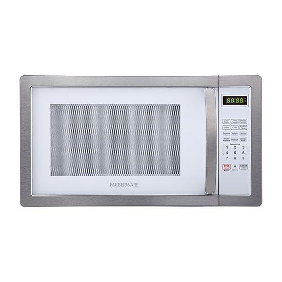 Farberware Classic FMO11AHTPLB 1.1 Cu. Ft 1000-Watt Microwave Oven