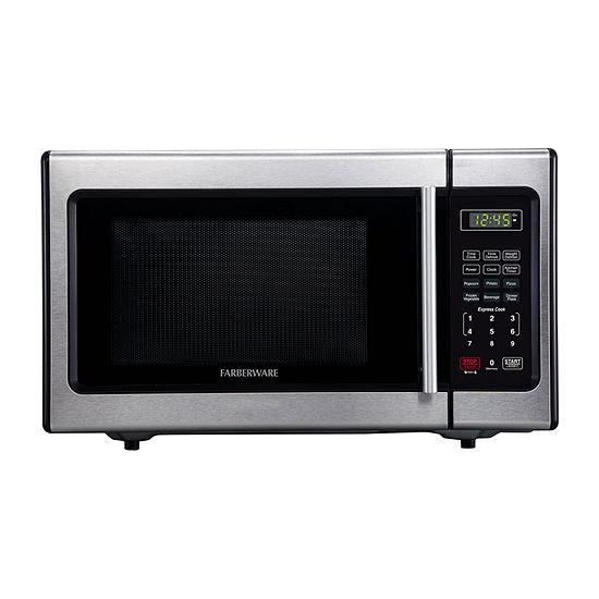 Farberware Professional 0.9 Cu. Ft. Microwave Oven