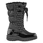 Totes Little Kid/Big Kid Girls Katey Waterproof Insulated Winter Boots