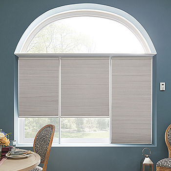 Bali Hideaway 1 2in Double Cell Custom Cordless Blackout Cellular Shade Jcpenney