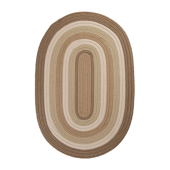 Colonial Mills Morrison Braided Oval Reversible Indoor/Outdoor Rugs