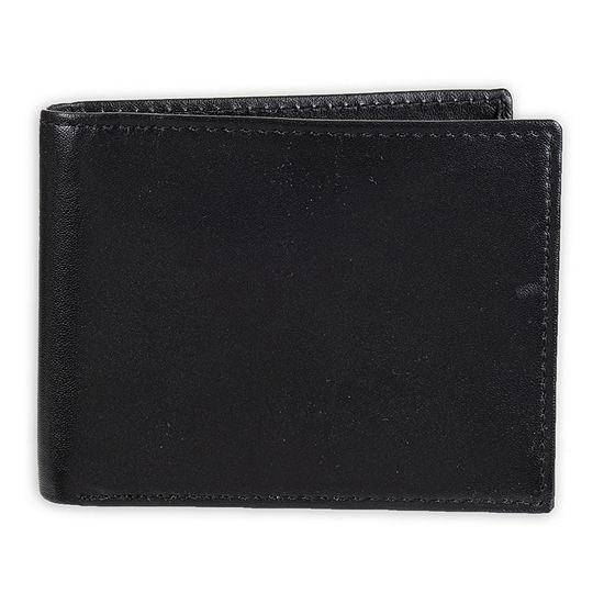 Stafford® Extra Capacity RFID Slim Fold Wallet