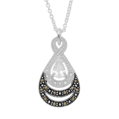 Sparkle Allure Le Vieux Pendant Necklace
