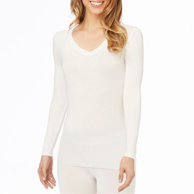 Cuddl Duds Softwear With Stretch Thermal Shirt