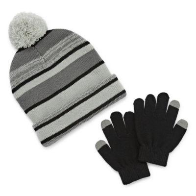 Weatherproof Hat & Glove Set - Big kid