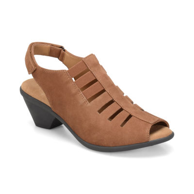 Comfortiva Faye Womens Heeled Sandals