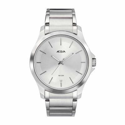 Timex Acqua Mens Silver Tone Bracelet Watch-Aa3c785009j