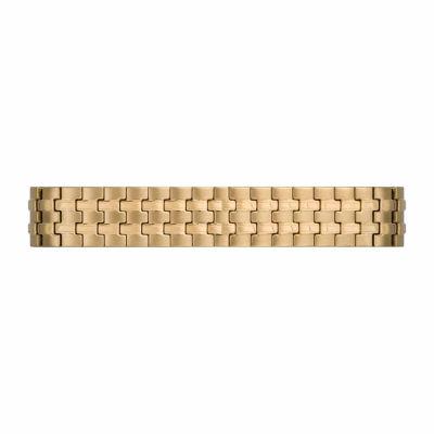 Timex Briarwood Womens Gold Tone Bracelet Watch-Tw2r48500jt
