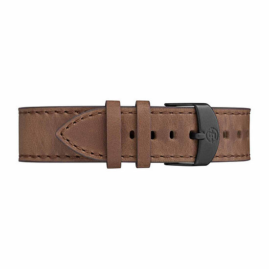 Timex Expedition Ranger Mens Brown Leather Strap Watch-Tw4b107009j