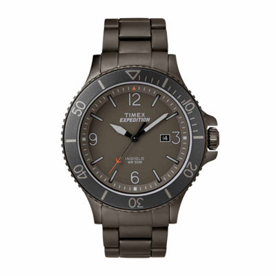 Timex Expedition Ranger Mens Black Bracelet Watch-Tw4b10800jt