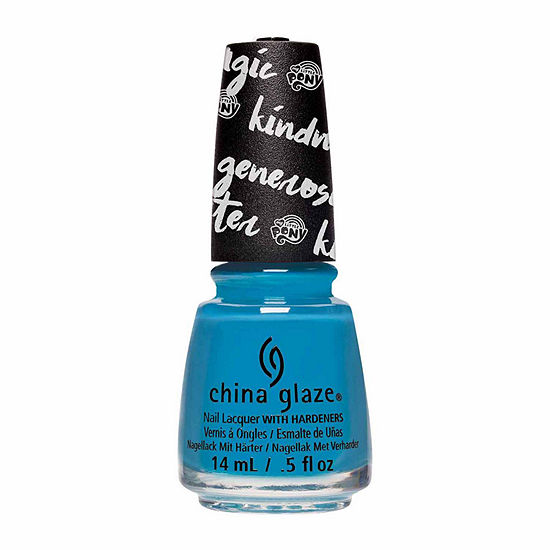 China Glaze My Little Pony Too Busy Being Awesome Nail Polish - .5 oz.